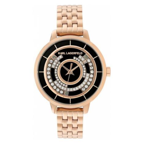 Zlaté hodinky - KARL LAGERFELD