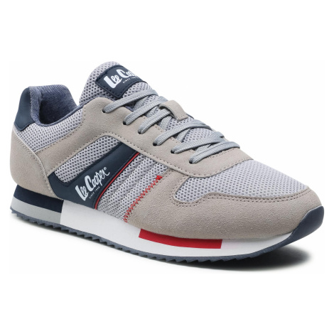 Sneakersy LEE COOPER - LCW-21-29-0164M Grey