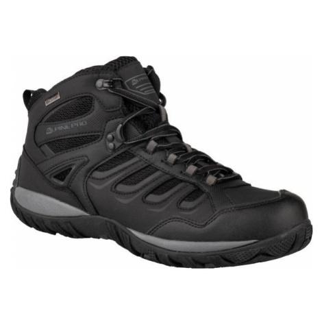 ALPINE PRO KOLAS černá - Pánská outdoorová obuv