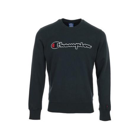 Champion Crewneck Sweatshirt Modrá
