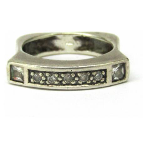 AutorskeSperky.com - Stříbrný prsten s topazy -  S3536