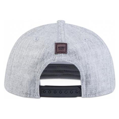 MoneyClip Snapback Cap - h.grey Urban Classics