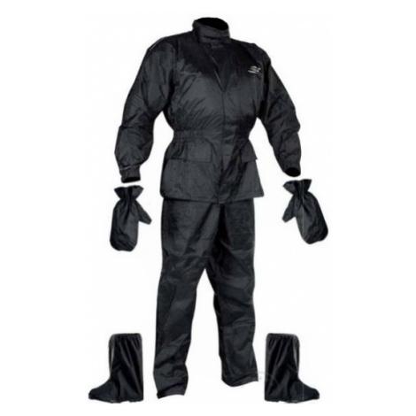 Set Rainpack Bunda/kalhoty/rukavice/boty Nox Černá