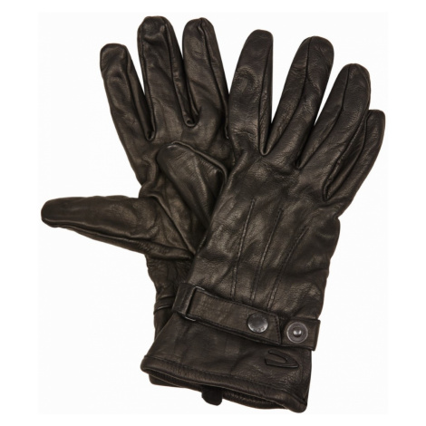 Rukavice Camel Active Handschuh-Leder - Šedá