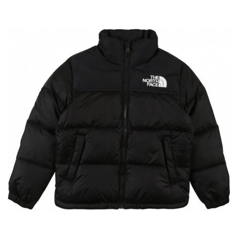 THE NORTH FACE Zimní bunda '1996 Retro Nuptse' černá / bílá