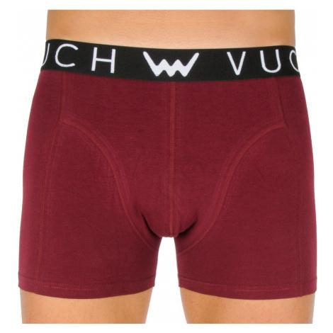 Pánské boxerky Vuch červené (Tram)