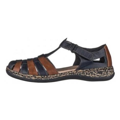 Sandály RIEKER 463K8-14