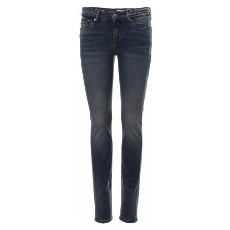 Mustang jeans Jasmin Jeggings dámské tmavě modré