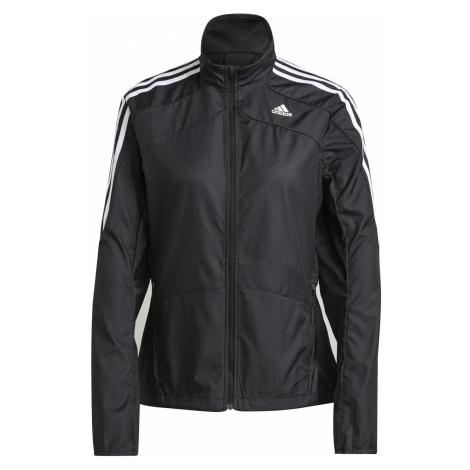 Dámská běžecká bunda adidas Marathon Černá