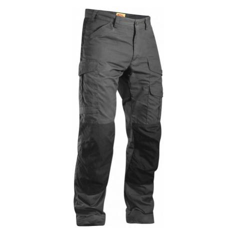 Kalhoty Fjällräven Barents Pro - Dark Grey (DARK GREY/BLACK)