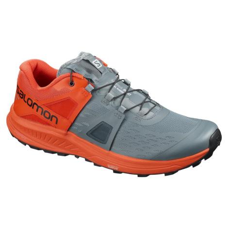 Obuv Salomon Ultra PRO M - oranžová/šedá