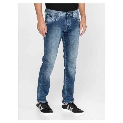 J13 Jeans Armani Exchange Modrá