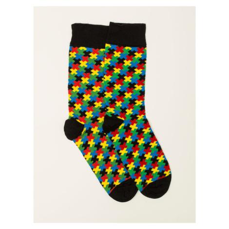 Pánské potištěné ponožky FPrice