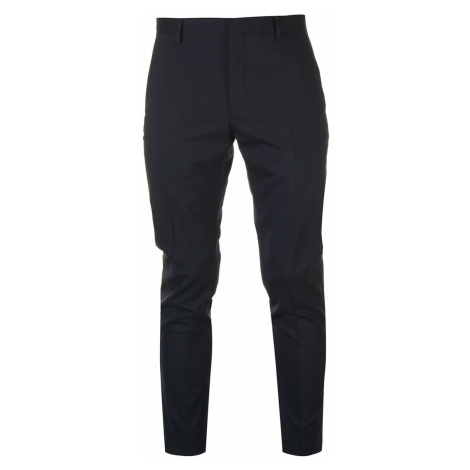 Calvin Klein Calvin Tailored Wool Suit Pants Mens