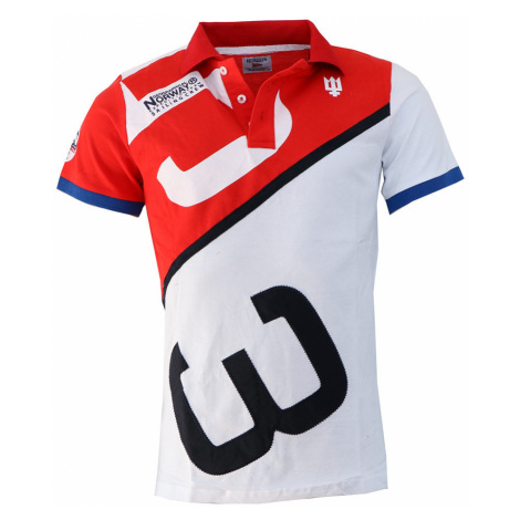 GEOGRAPHICAL NORWAY polokošile pánská KANOE SS MEN 100+BS