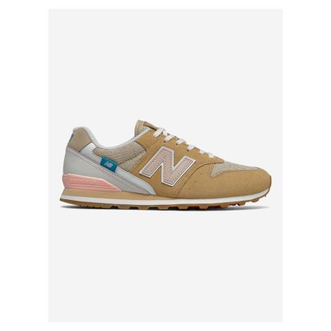 996 Tenisky New Balance Hnědá