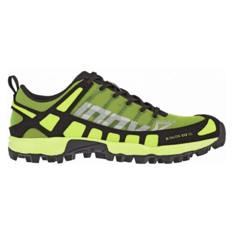 Dětské běžecké boty Inov-8 X-Talon 212 Classic Kids (P) žlutá/černá