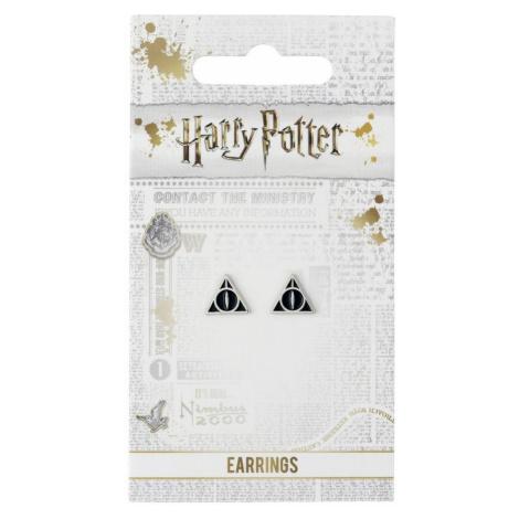 Náušnice Harry Potter - Relikvie smrti, pecky