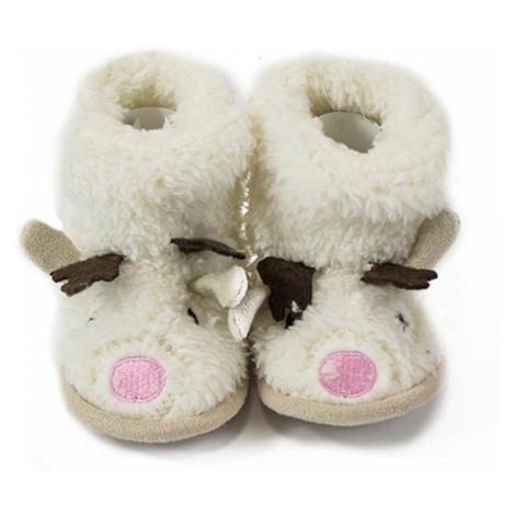 Pidilidi kojenecké capáčky zimní, Pidilidi, PD0559, béžová