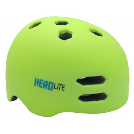 Cyklistická helma Haven Hero Lite II zelená