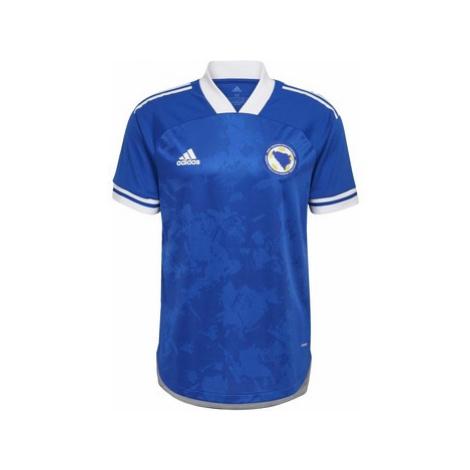 Adidas Domácí dres Bosnia and Herzegovina 20/21 Modrá