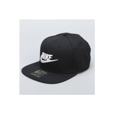 Nike U NSW Pro Cap Futura černá / zelená