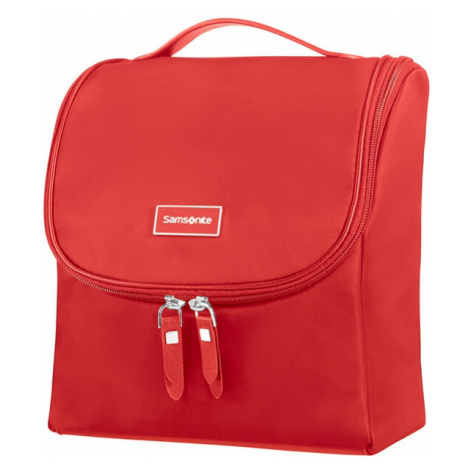 SAMSONITE Kosmetická taška Karissa Cosmetic Formula Red, 21 x 10 x 23 (85249/0507)