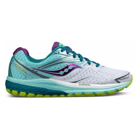 Dámská běžecká obuv Saucony Ride 9 Zelená / Bílá
