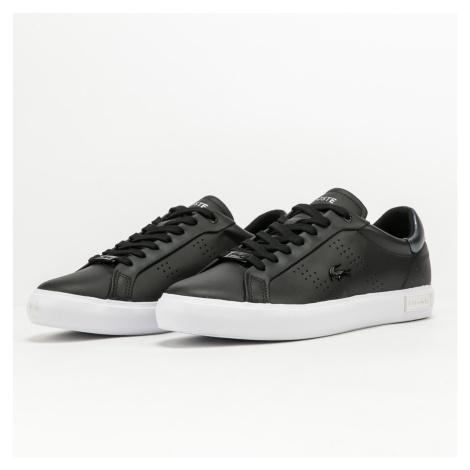 LACOSTE Powercourt Leather 2.0 black / white eur 37