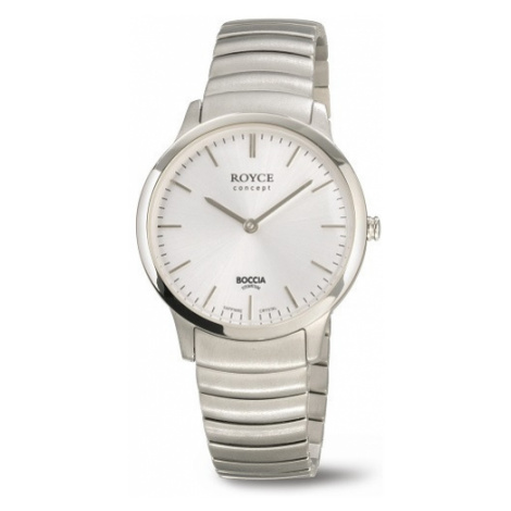 BOCCIA 3321-01, Dámské náramkové hodinky Boccia Titanium