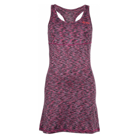 KILPI Dámské elastické šaty SONORA-W IL0070KIPNK Růžová