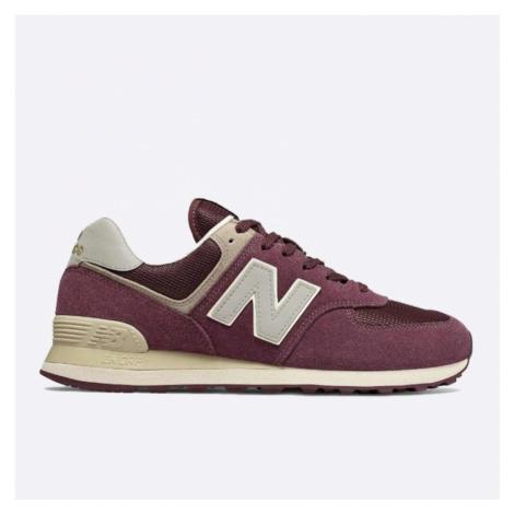 Pánské fialové tenisky New Balance ML574VLB
