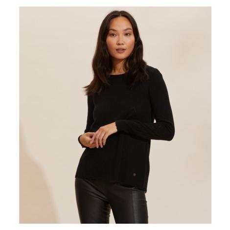 Svetr Odd Molly Simone Sweater - Černá