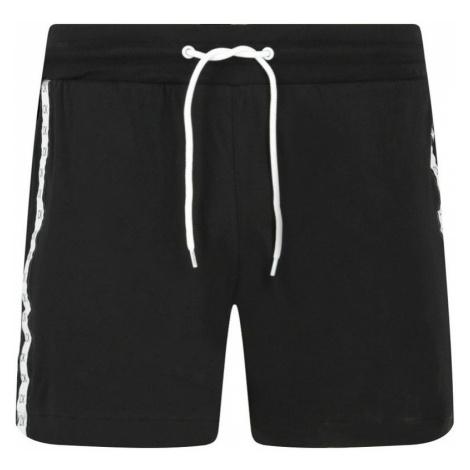Calvin Klein pánské černé šortky Jersey
