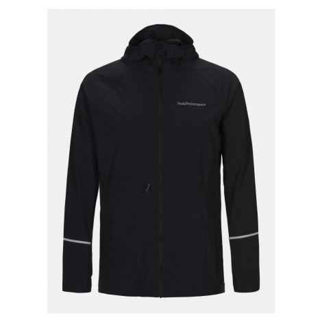 Bunda Peak Performance M Alum Light Jacket - Černá