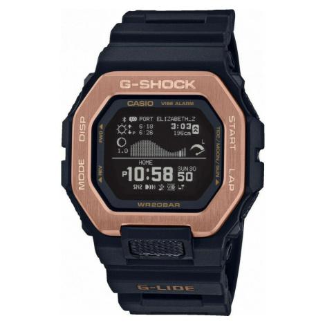 "Casio G-Shock G-Lide GBX 100NS-4ER ""Night Surfing Series"" černé"