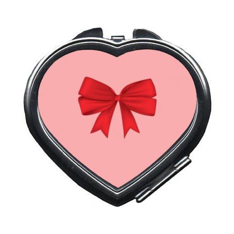 Zrcátko srdce Stužka