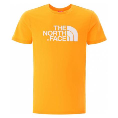 TRIKO THE NORTH FACE EASY S/S - oranžová