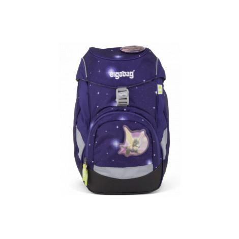 Školní batoh Ergobag prime – Galaxy fialový 2019