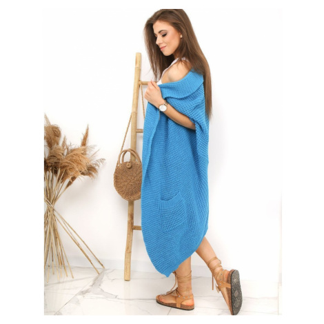 MOLLER women's cardigan blue MY0764 DStreet