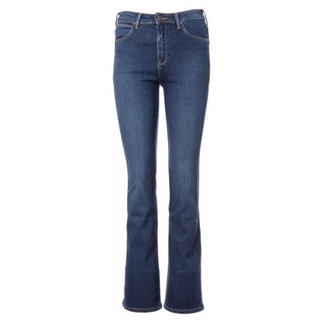 Lee jeans Bresse Boot Dark Bristol dámské modré