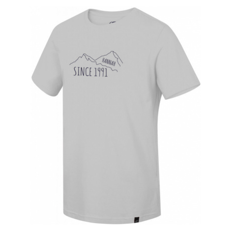 Pánské tričko Hannah Matar bright white (print 1)
