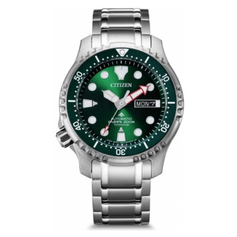 Citizen Promaster Automatic Diver Super Titanium NY0100-50XE