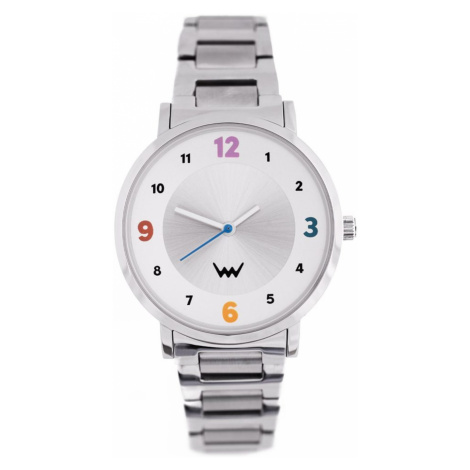 Original silver Vuch Beta watch
