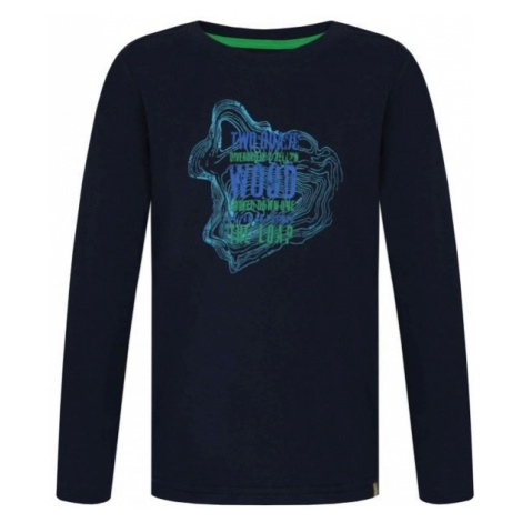 Loap ARRAS modrá - Chlapecké triko
