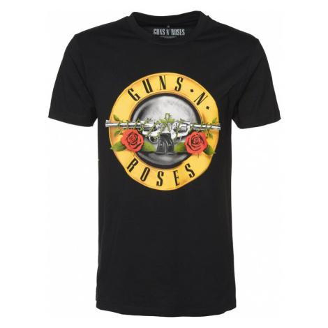 Mister Tee Tričko 'Guns n' Roses' žlutá / černá