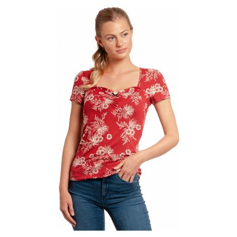 Dámské tričko červené Vive Maria Hawaii Girl