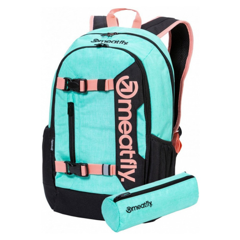 Batoh Meatfly Basejumper 6 h heather mint 22l