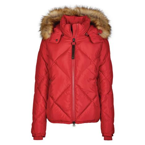 Bunda Camel Active Jacket - Červená