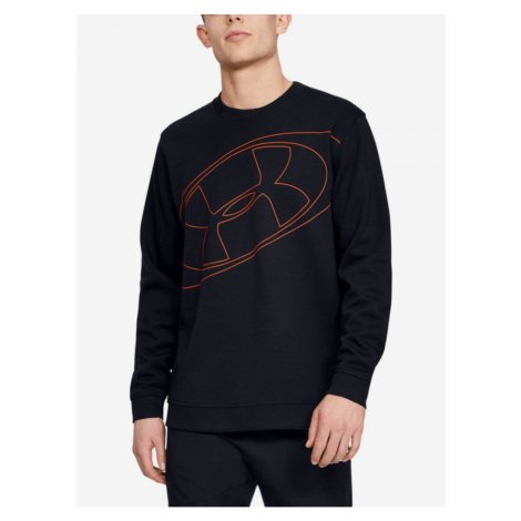 Under Armour Mikina Unstoppable 96 Crew-Blk